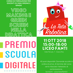 PSD corso video making
